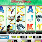Birds Of Paradise slot